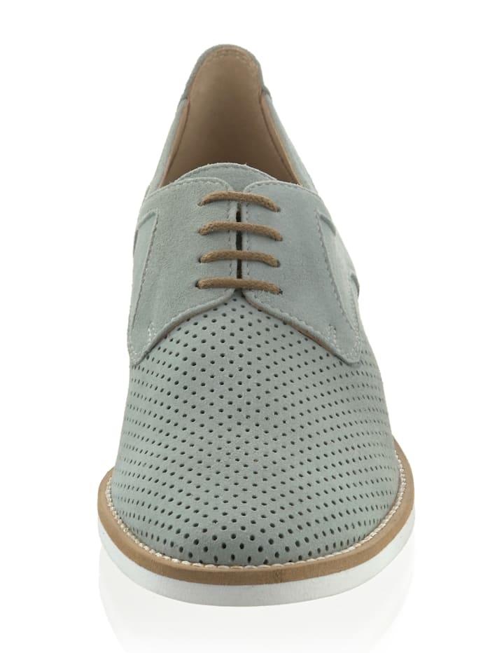 Artikel klicken und genauer betrachten! - Sie sind auf der Suche nach neuen Schnürschuhen? Dann sind Sie mit diesen der Marke Alba Moda gut beraten. Zögern Sie nicht länger und bestellen Sie noch heute! | im Online Shop kaufen