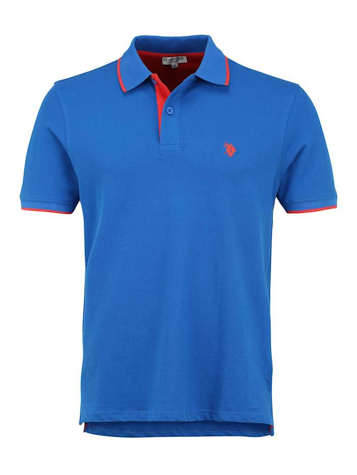 u.s. polo assn. - Polo Shirt Fashion Polo  royal