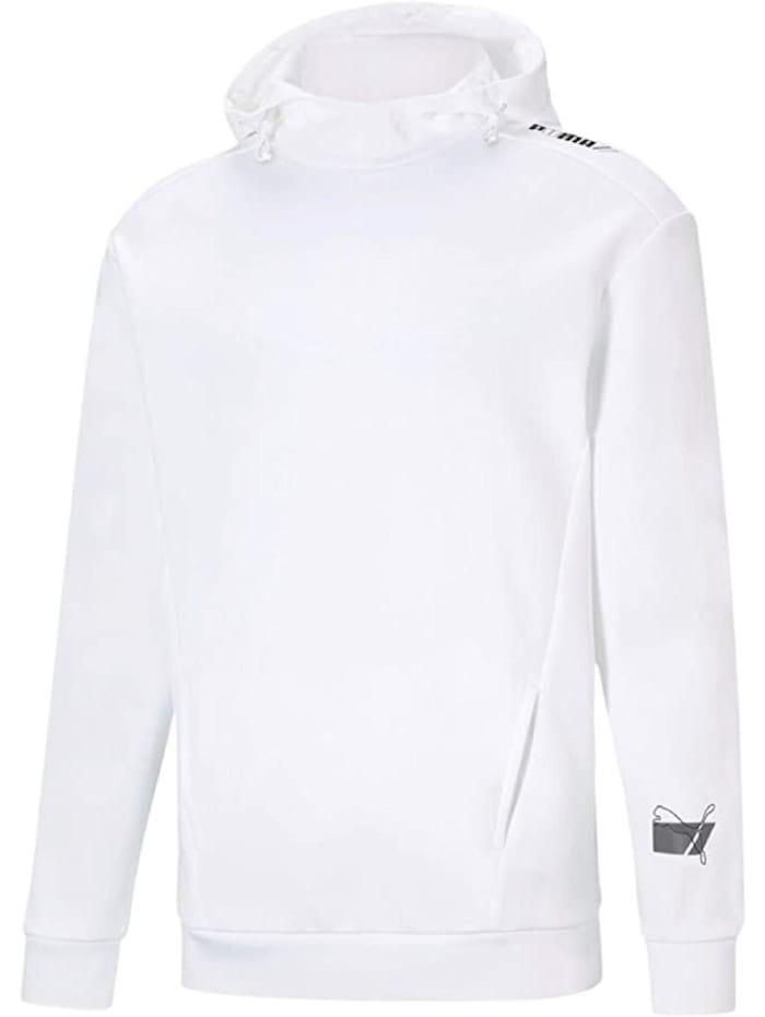 puma -  Hoodie Radical  Weiß