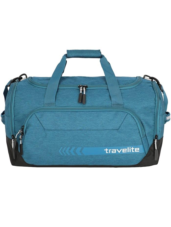 travelite - Kick Off Weekender Reisetasche M 50 cm  petrol