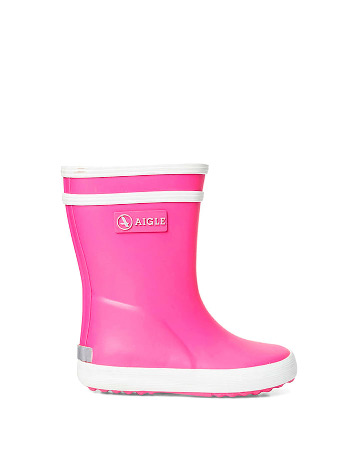 aigle - Stiefel  Baby-Flac pink/weiß  ROSE NEW