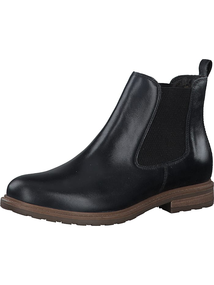 tamaris - Chelsea Boots  dunkelblau