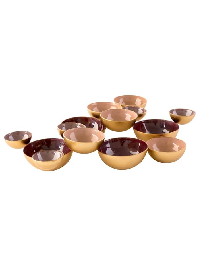 Teelichtschale, Impressionen living Empfehlung, Idee 8195