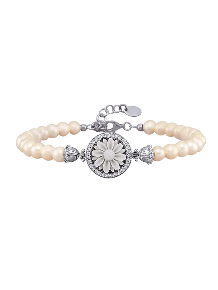 Armband AMY VERMONT Wit