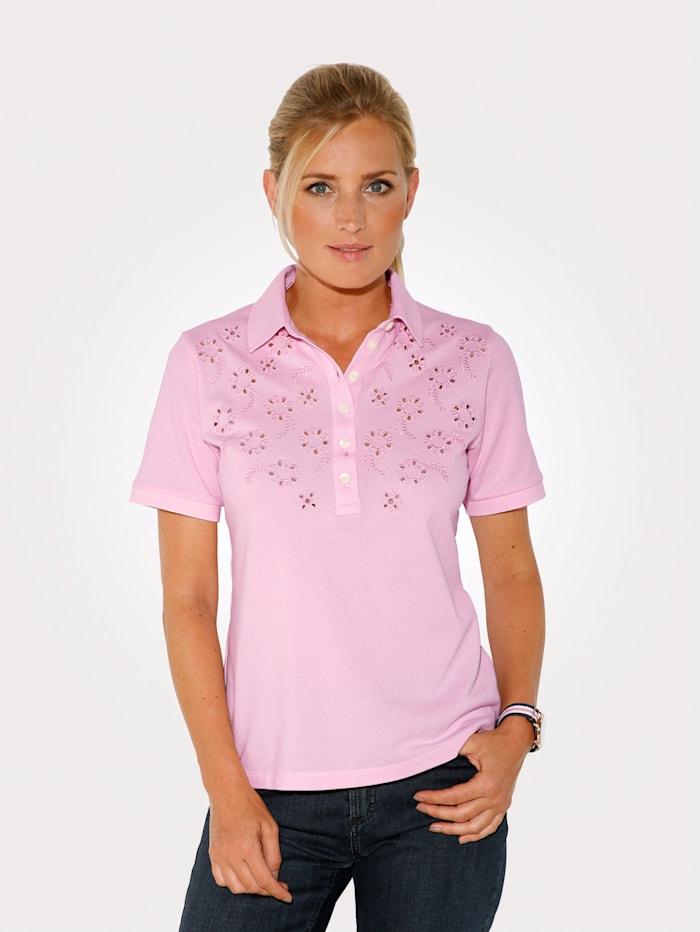 Poloshirt MONA Roze