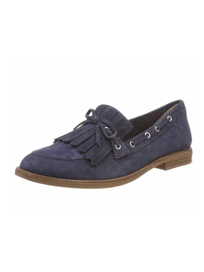 caprice - Slipper  blau