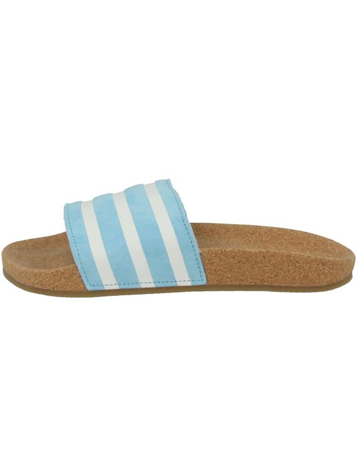 adidas originals - Badelatschen Adilette  blau