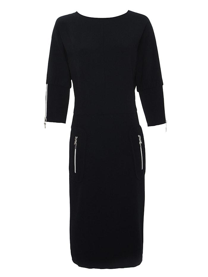 madam-t - Alltagskleid Kleid Faustina  blau