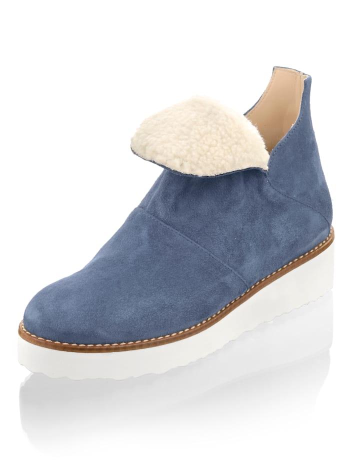 alba moda - Boot  Blau