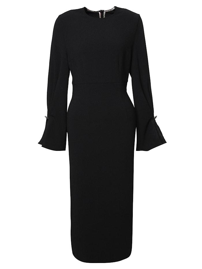 madam-t - Cocktailkleid Kleid Kazimira  schwarz