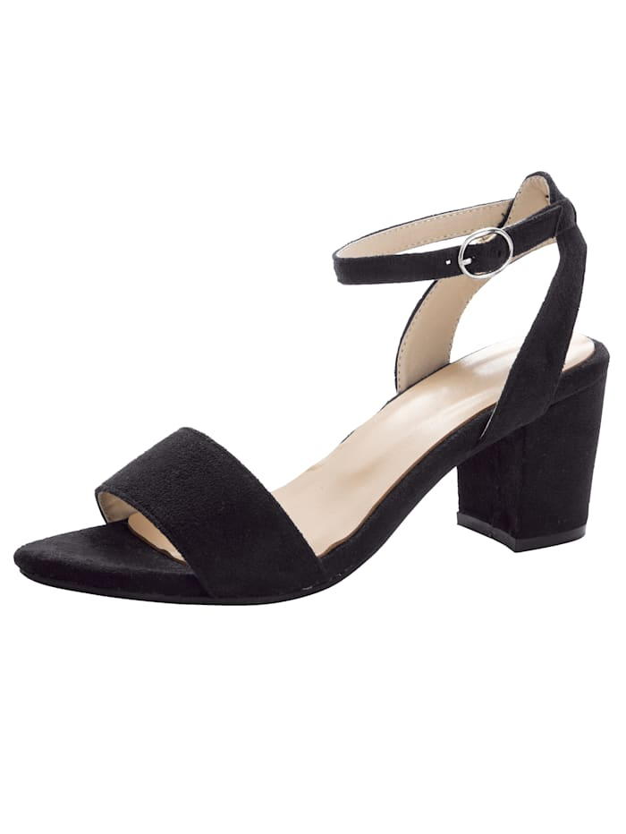 Sandaaltje KLiNGEL Zwart