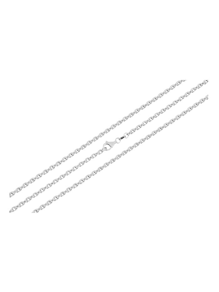 Ankerarmband Grazielli Zilverkleur