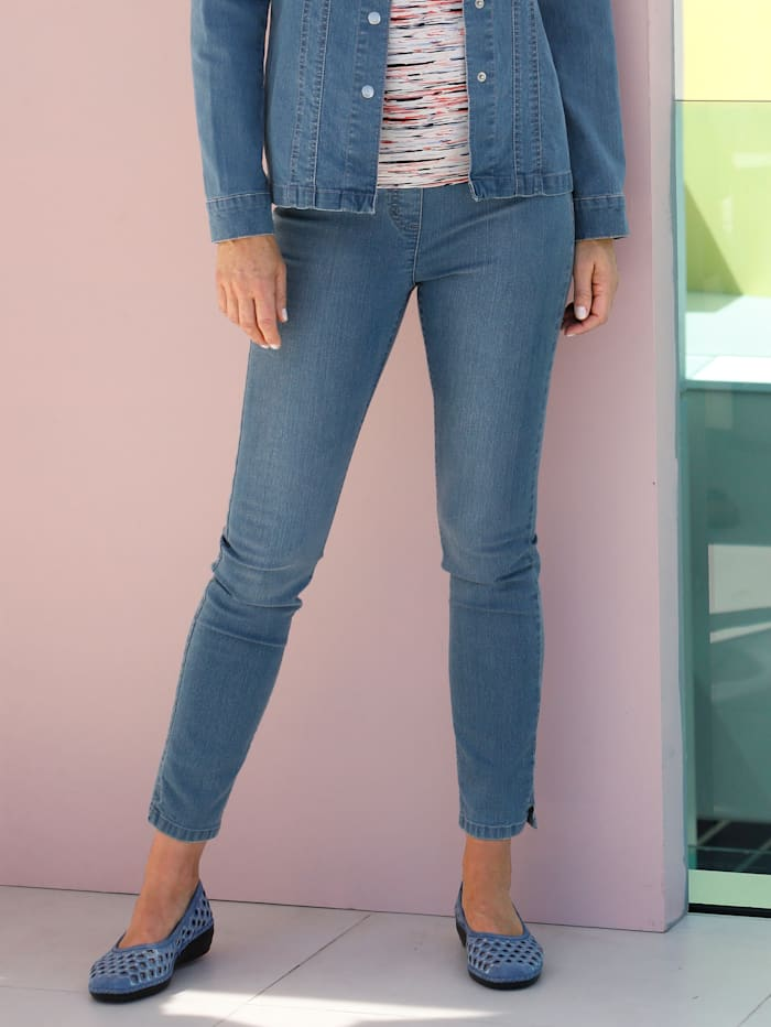 7 8 Jeans Paola Blue bleached