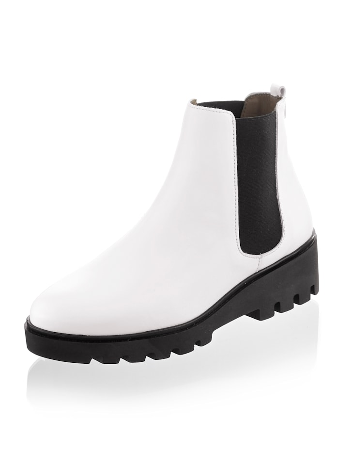 Image of Boot Alba Moda Weiß