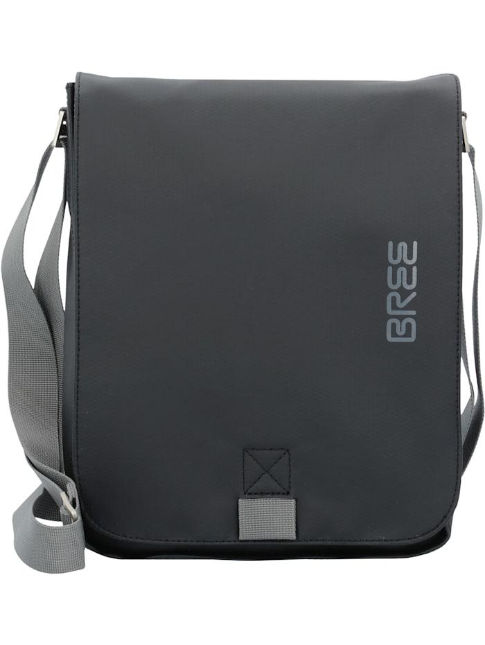 bree - Punch 52 Messenger Umhängetasche 21 cm  black