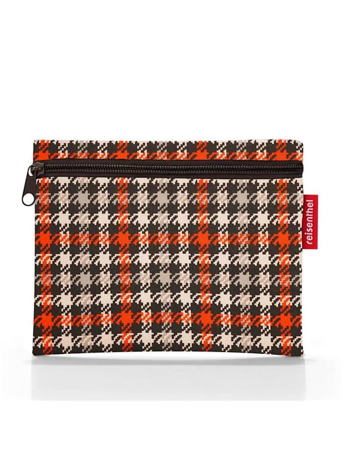 reisenthel - Strandtasche mini maxi beachbag  glencheck red