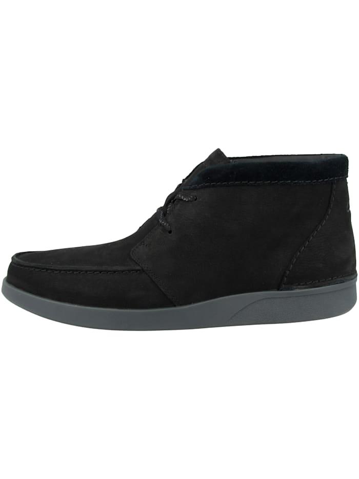 clarks - Boots Oakland Top  schwarz