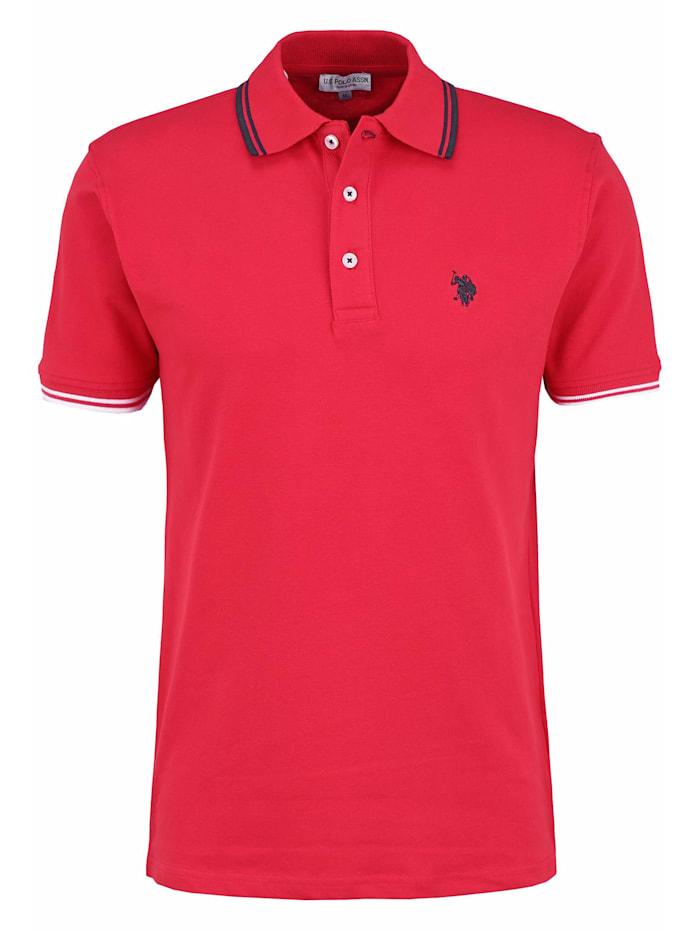 u.s. polo assn. - Polo Shirt Barney Polo Barney  red