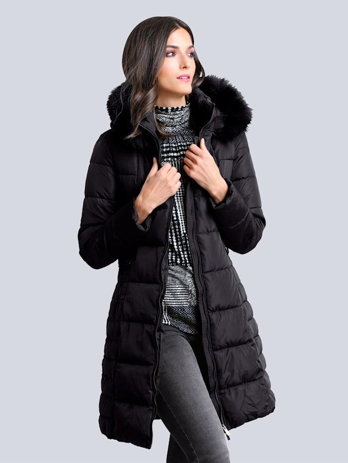 Jas Alba Moda Zwart