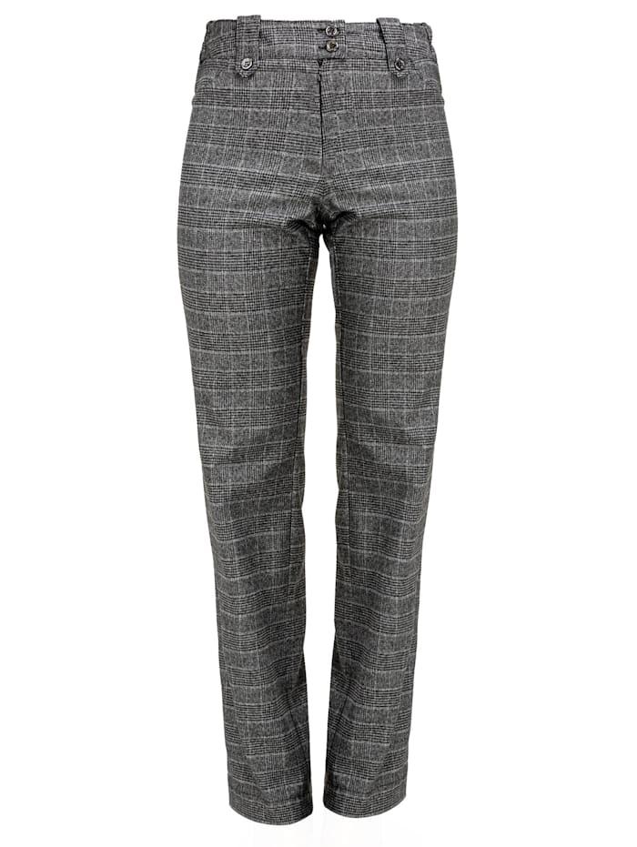 helmidge - Stoffhose Pants  grau