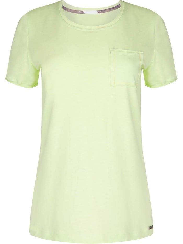 cybèle - Damen T-Shirt  lemon