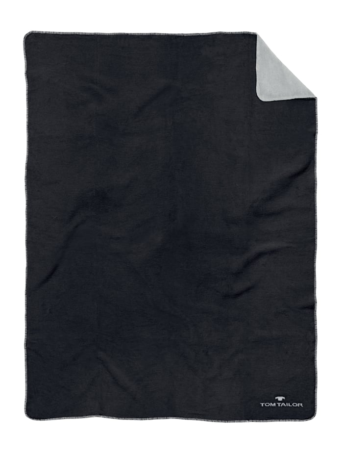 Plaid Tom Tailor black