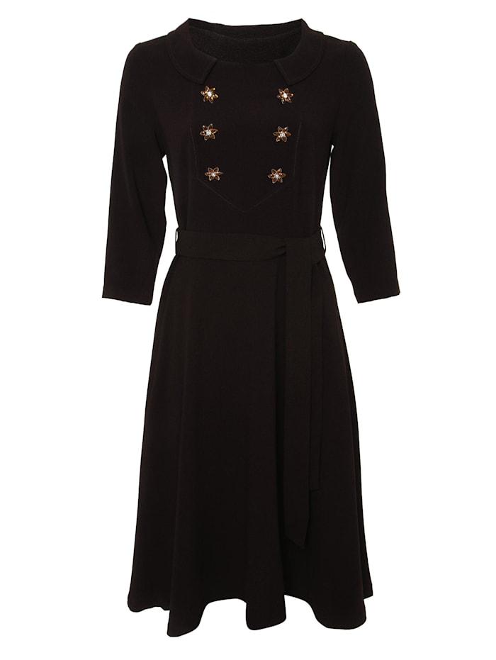 madam-t - Alltagskleid Kleid Vesta  braun