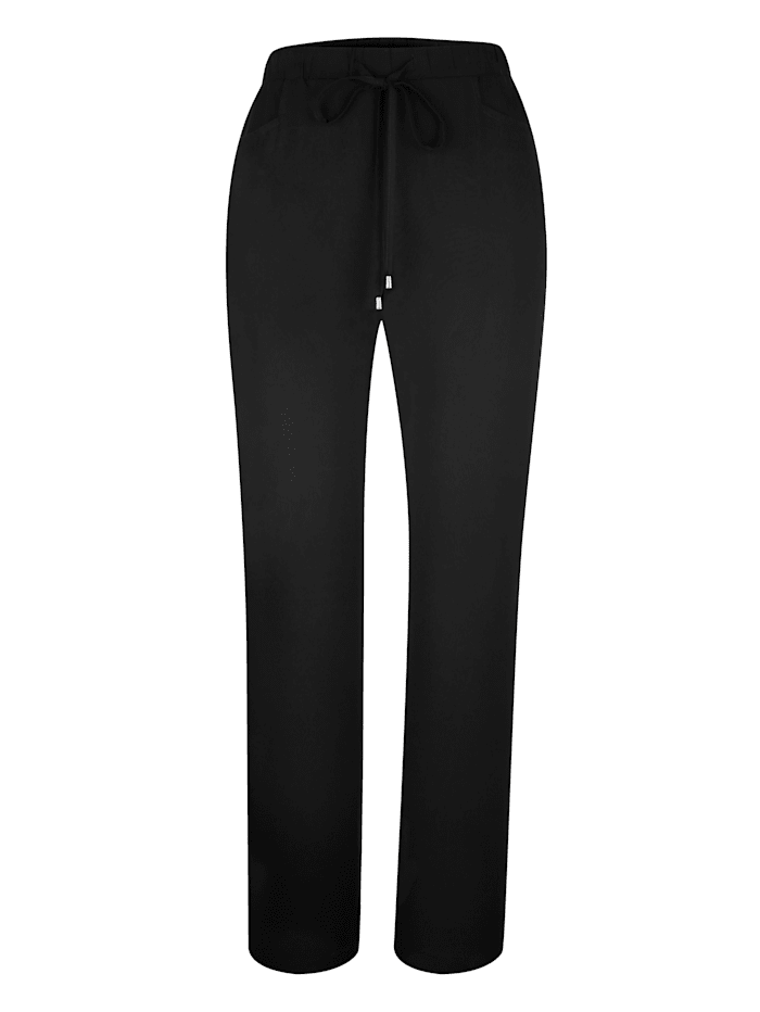 M. collection Broek  Zwart