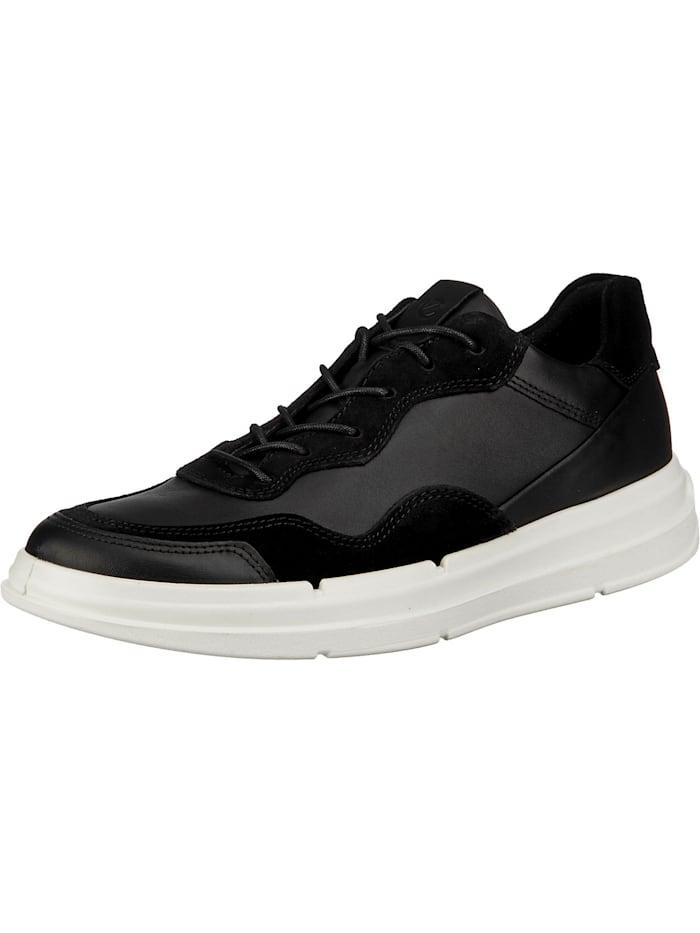 ecco -  Soft X W Sneakers Low  schwarz