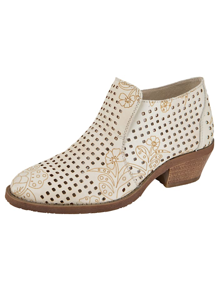 jan ´n´ hank - Ankle Boot  Beige