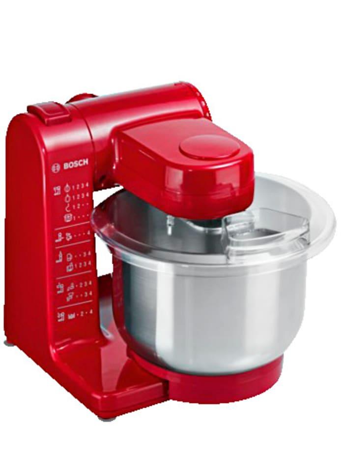 Küchenmaschine Bosch rot