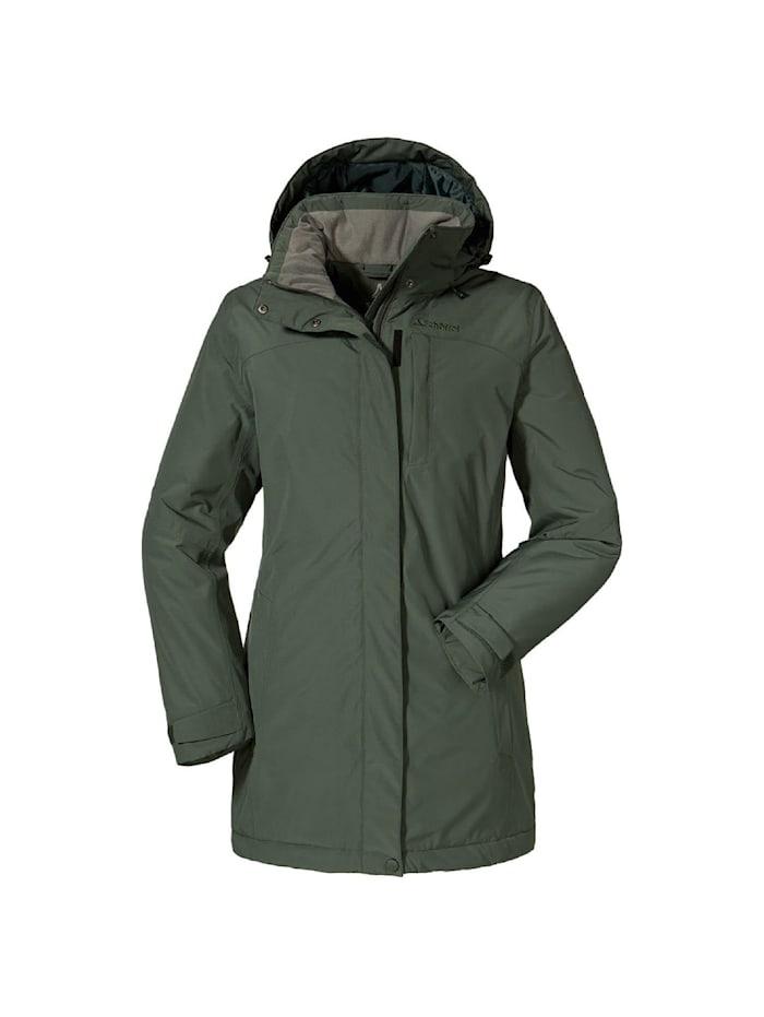 schöffel -  Jacke Insulated Portillo  Grün
