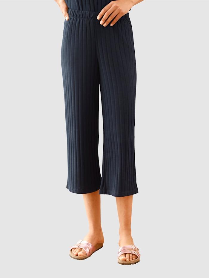 dress in - Culotte  Marineblau