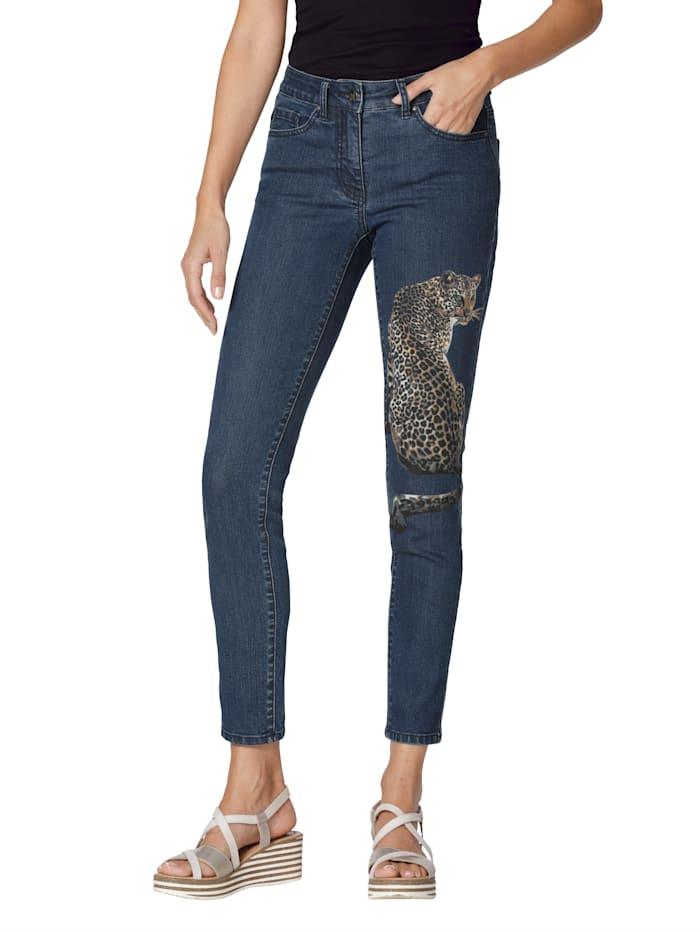 Jeans AMY VERMONT Blue bleached