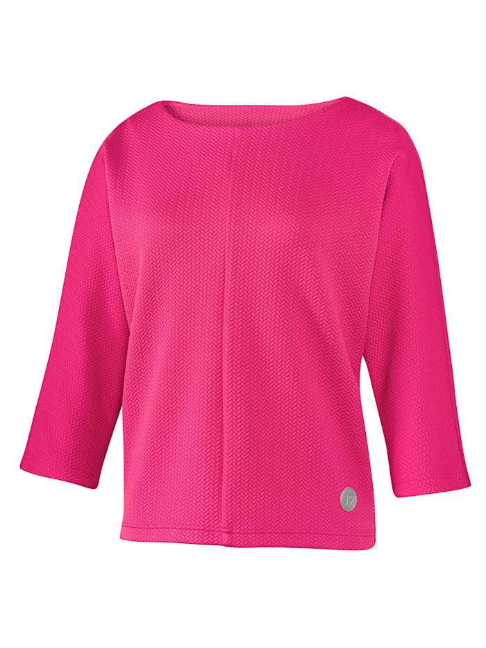 joy sportswear - Sweatshirt CARA  himbeere