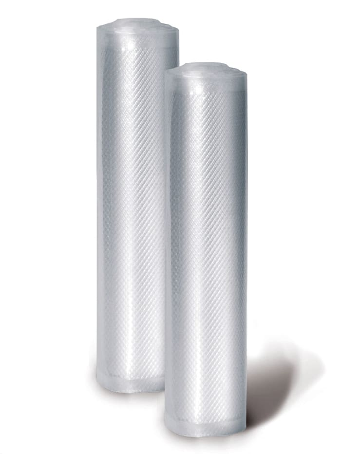 Caso professionele vacumeerfolierollen30 x 600 cm Caso kleurloos