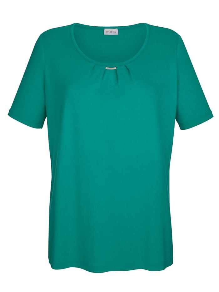 Shirt MONA Smaragdgroen