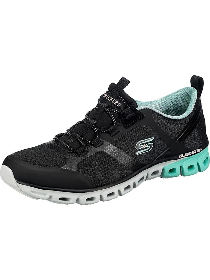 skechers - Glide-step Dashing Days Sneakers Low  schwarz
