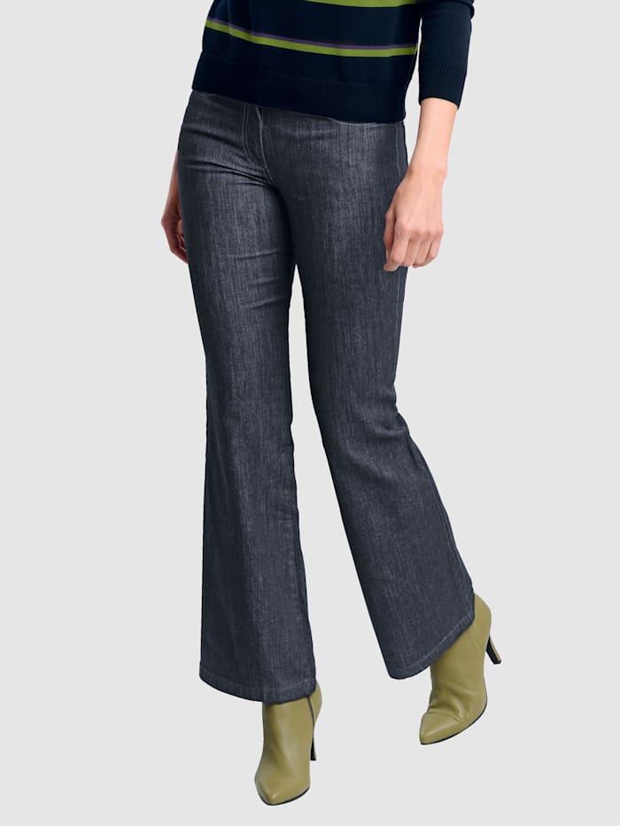 Image of Jeans Alba Moda Dark blue