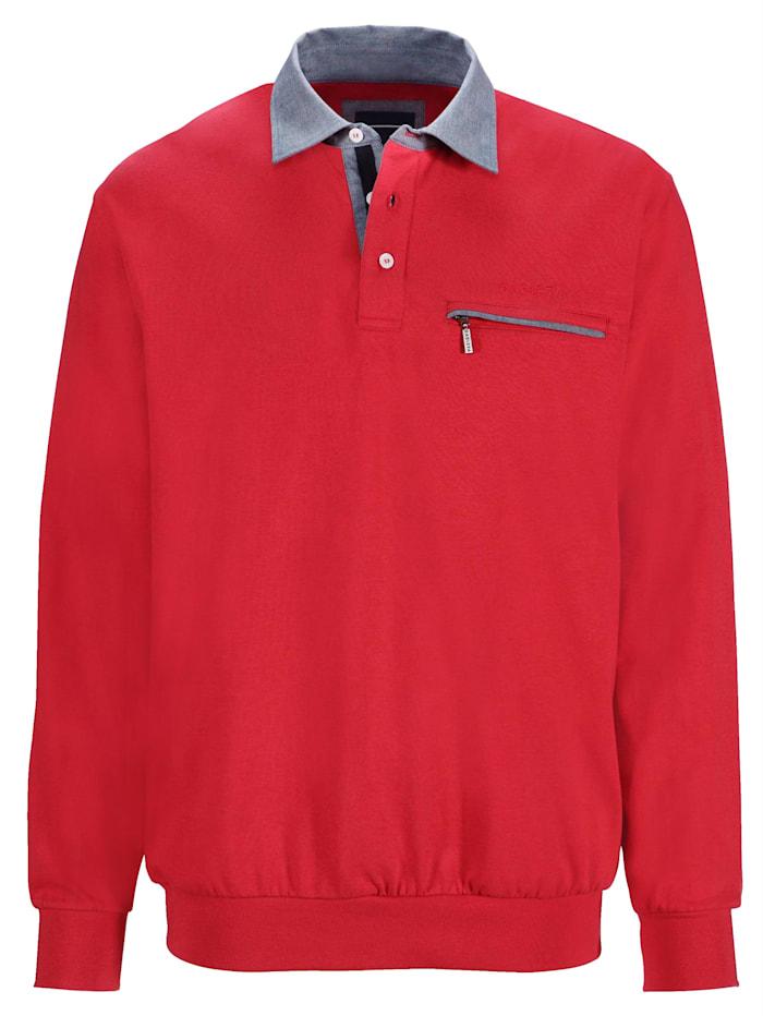 Sweatshirt BABISTA Rood