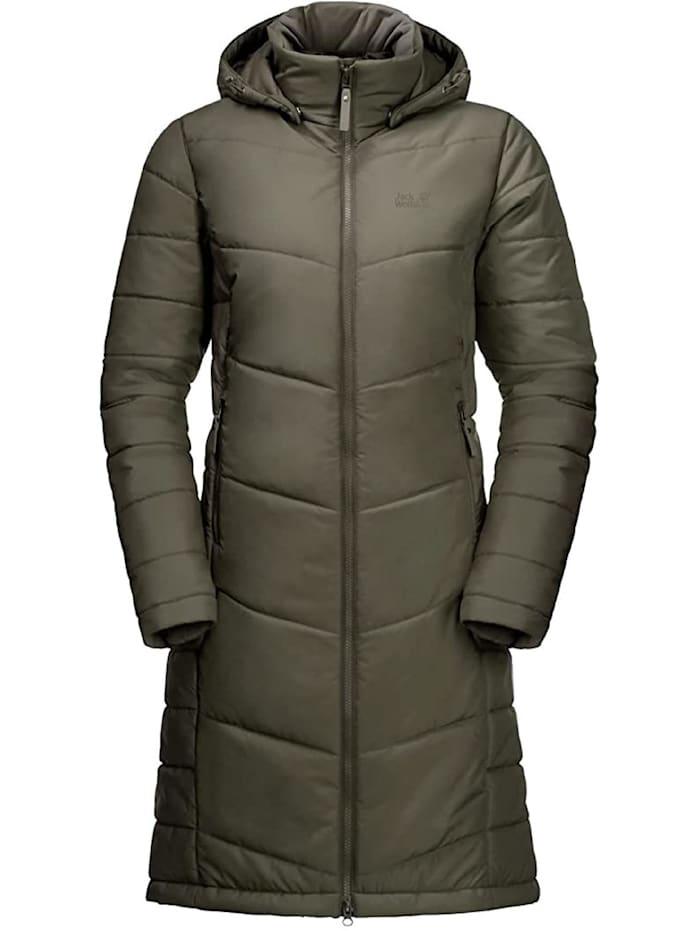 jack wolfskin -  Jacke North York Coat  Grün
