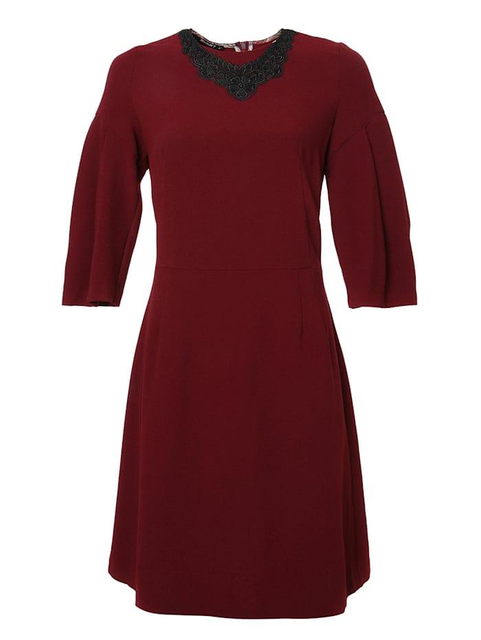 madam-t - Alltagskleid Kleid Vergini  weinrot