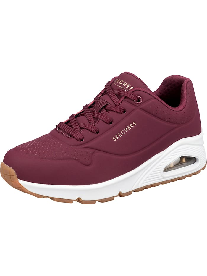 skechers - Uno Stand On Air Sneakers Low  dunkelrot