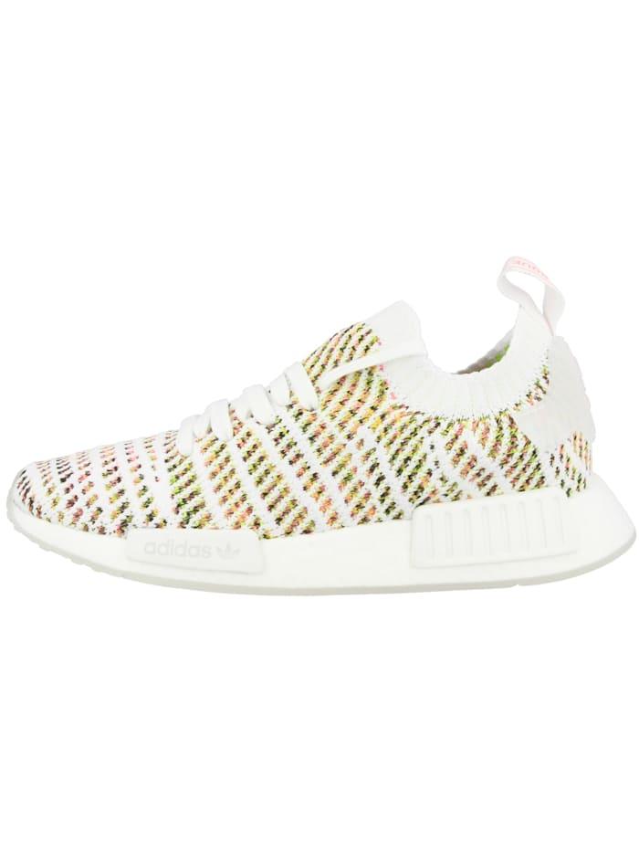 adidas originals - Sneaker low NMD_R1 STLT Primeknit  weiss