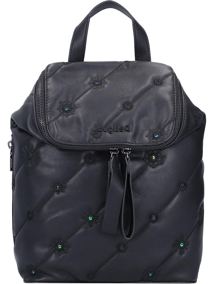 desigual - Ojo De Tigre Loen City Rucksack 29 cm  negro