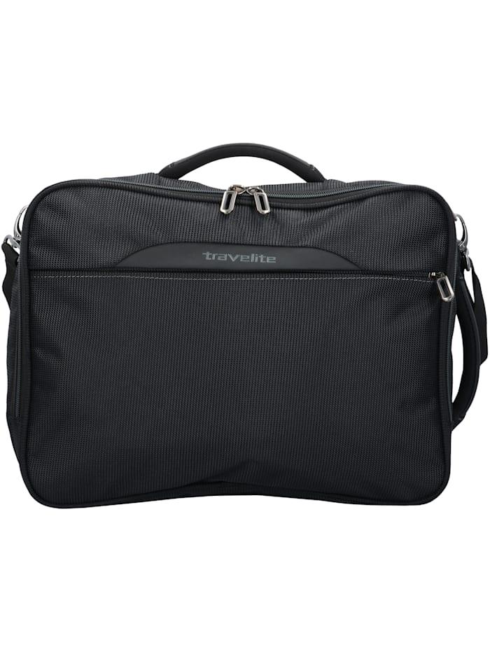 travelite - CrossLITE Aktentasche 40 cm Laptopfach  schwarz