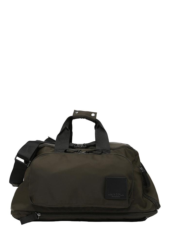 marc o'polo accessoires - Backpack L Mod. Elimar  olive green