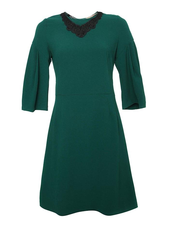 madam-t - Alltagskleid Kleid Vergini  smaragdgrün
