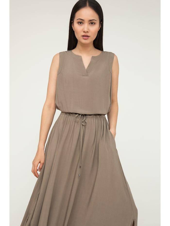 finn flare - Maxi-Kleid mit ausgestelltem Schnitt  toffy
