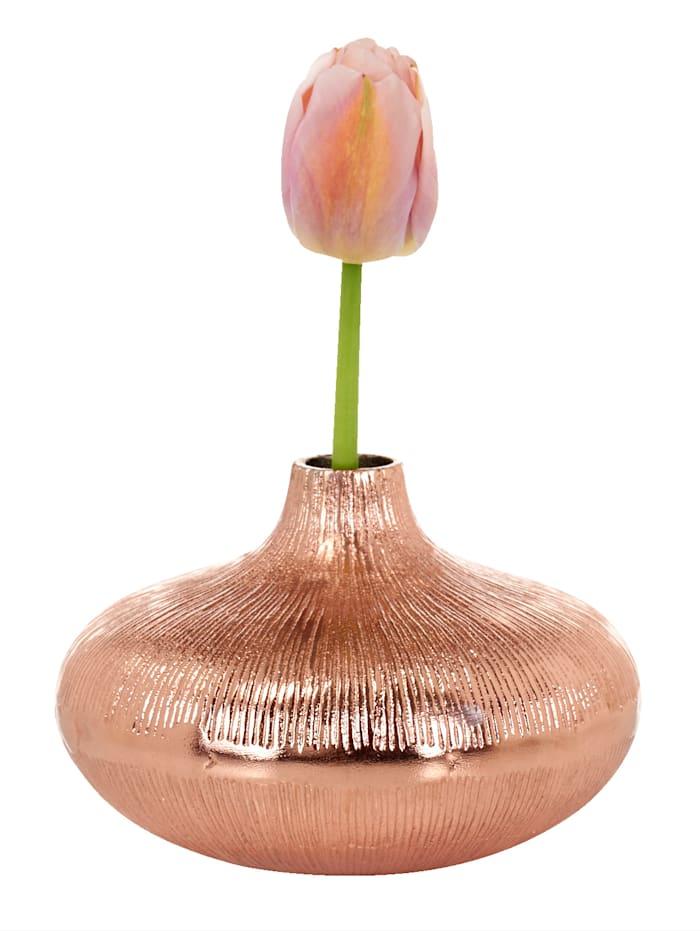 Ideal: Vase, Impressionen living kupferfarben Deal